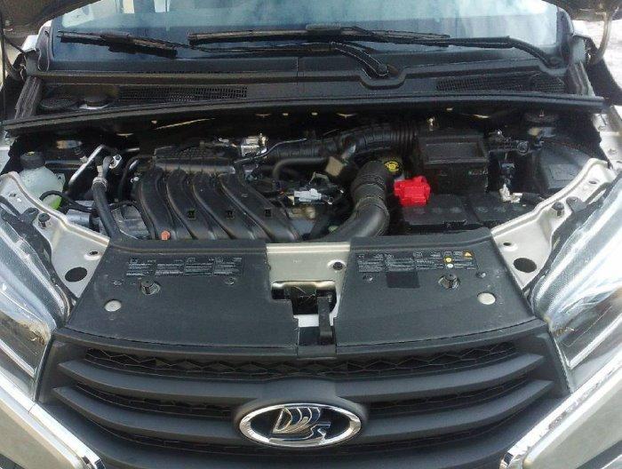 особенности двигателя на Лада Икс Рей