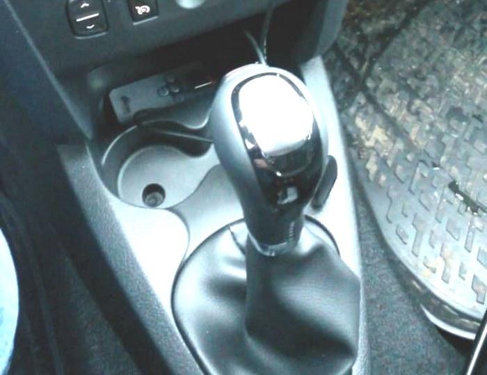 Автоматическая коробка передач на Рено Сандеро Степвей