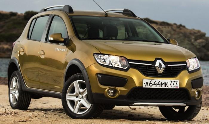 Renault Sandero 2016