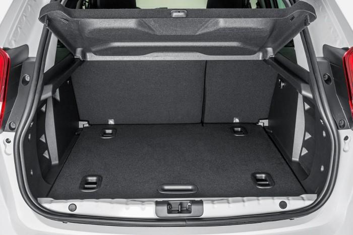 Технические характеристики багажника Лада Икс Рей