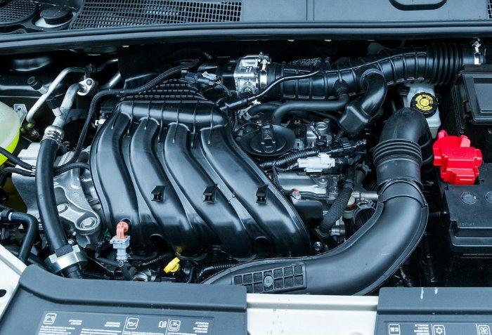 Lada Xray: под капотом, двигатель