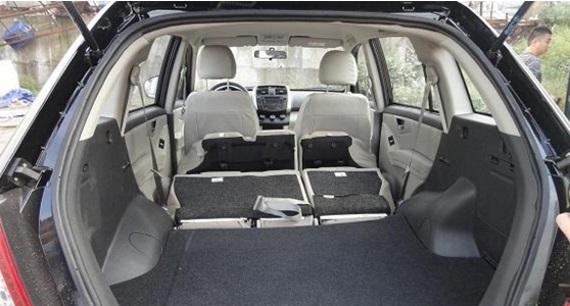 Багажник на Лифан Икс 60