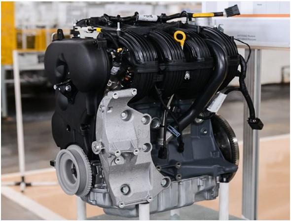 Двигатель 1,8 на Лада Веста Эксклюзив
