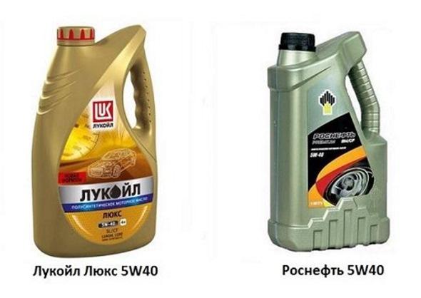 Выбор моторного масла для Лада Веста