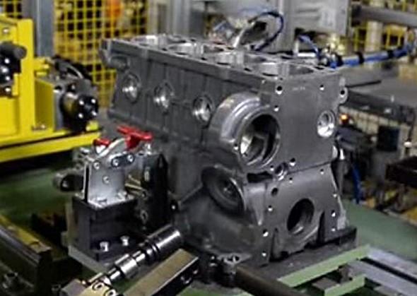 Блок цилиндров двигателя ваз-21179