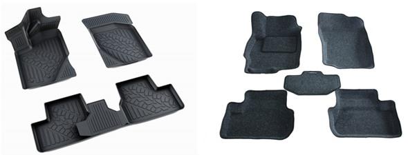 Отечественные и зарубежные производители ковриков для авто Лада Веста
