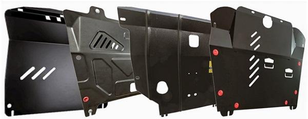 Защита двигателя Лада Веста из стали